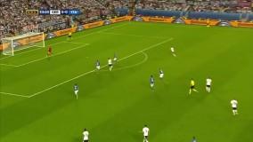 آلمان ۱ (۶) - ۱ (۵) ایتالیا
