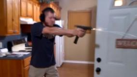 اسلحه کمری Glock 1776 با شلیک مسلسل وار