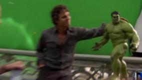 پشت صحنه جلوه های ویژه فیلم انتقام جویان (Avengers)