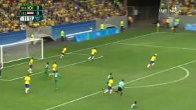 برزیل 0 - 0 عراق (المپیک یورو 2016)