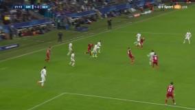 رئال مادرید 3 - 2 سویا / HD