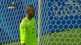 الجزایر ۱-۱ پرتغال (المپیک ریو 2016)
