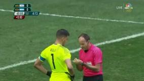 آرژانتین 1 - 1 هندوراس (المپیک ریو 2016)