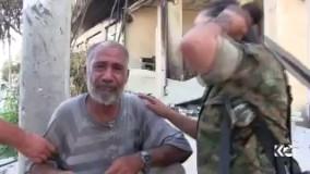 خوشحالی مردم منبج سوریه پس از آزادسازی این شهر از دست داعش