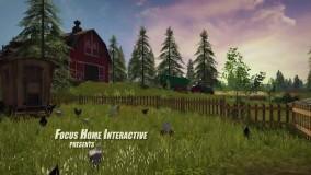 تریلر بازی Farming Simulator 17 | گیم شات