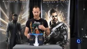 آنباکسینگ بازی Deus Ex: Mankind Divided
