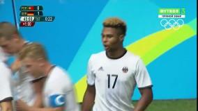 آلمان 1 - 0 پرتغال (المپیک ریو 2016)