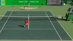 پیروزی نیشیکوری مقابل نادال در رده بندی تنیس