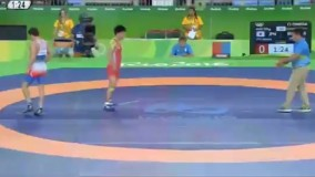 شکست حمید سوریان مقابل ژاپن و حذف از المپیک ریو (المپیک ریو 2016)