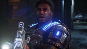 تریلر گیمپلی بازی Gears of War 4 برروی رایانه های شخصی و کیفیت 4K [گیمزکام 2016]