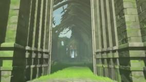 ویدیو معرفی مکان Temple of Time در بازی The Legend of Zelda: Breath of the Wild