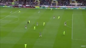 لیورپول 0 - 2 بارنلی