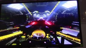 ویدیو اجرای بازی EVE Valkyrie در پلی استیشن VR | گیم شات