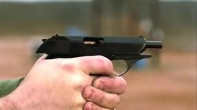 جزئیات دیدنی  از لحظه شلیک با سلاح