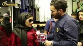 اعتراض شدید مریم حیدرزاده به مهران مدیری و برنامه دورهمی