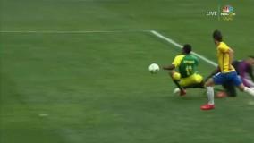 برزیل - آفریقای جنوبی (المپیک ریو 2016)