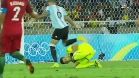 پرتغال - آرژانتین (المپیک یورو 2016)