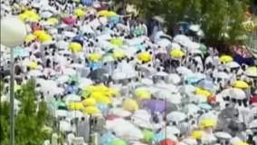 برپایی مراسم عرفه در غیبت مفتی اعظم عربستان