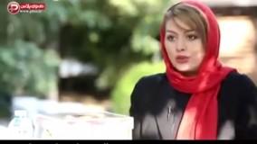 جواب سلام ندادن نیکی کریمی به سحر قریشی و ناراحتی شدید او!