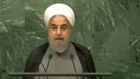 روحانی در سازمان ملل:برجام فقط یک توافق سیاسی نیست!
