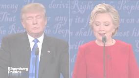 خلاصه مناظره دونالد ترامپ و هیلاری کلینتون