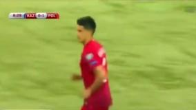 قزاقستان 2 - 2 لهستان