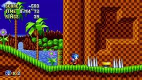 تریلری 12 دقیقهای از بازی Sonic Mania - گیم شات