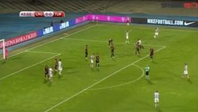 کرواسی 1-1 ترکیه
