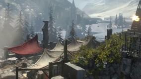 تریلر بازی Rise of the Tomb Raider بر روی پلی استیشن 4 پرو