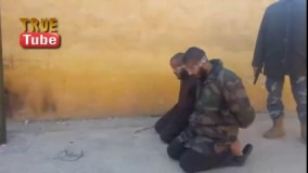 اعدام ۲ تروریست سعودی داعشی از سوی جبهه النصره