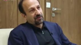 اصغر فرهادی تو که مسلمانی برای جی فحش میدی