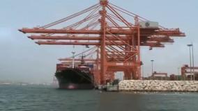 بندر سلاله عمان Port Salalah