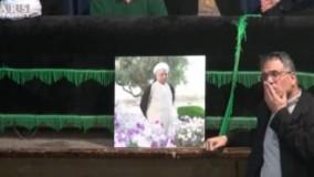وداع چهره های سیاسی و خانواده با پیکر آیت الله هاشمی رفسنجانی