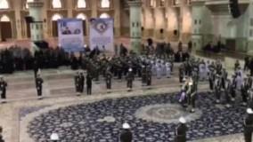 هم اکنون مرقد امام خمینی (ره)