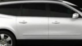 غول پیکر آمریکایی Chevrolet Traverse 2018
