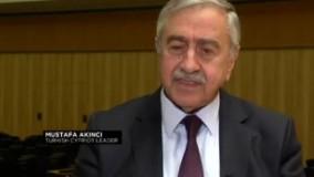 گفتگو با رهبر بخش ترکیه ای تباران قبرس درباره مذاکرات ژنو