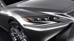 بزرگ ترین سدان Lexus در نمایشگاه دیترویت