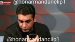 تماس تلفنی مجری تلویزیون با همسر سابقش بعد از طلاق در برنامه