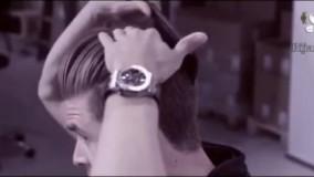 فیلم آموزش ۳ مدل مو مردانه ساده