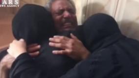 لحظه دردناک دریافت خبر اعدام جوانان بحرینی