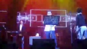 اجرای میثم ابراهیمی در جشنواره موسیقی فجر