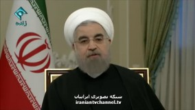گفتگوی زنده حسن روحانی با مردم از نرخ ارز تا حقوق شهروندی