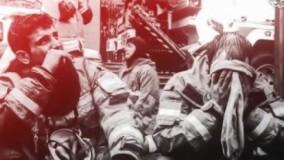 نماهنگ حامد زمانی برای آتش نشان های ساختمان پلاسکو