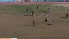 خلاصه بازی: ایرانجوان بوشهر ۱-۲ بادران