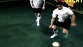 گل کوچیک ستارگان فوتبال