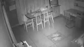 روح واقعی گرفتار در دوربین های مدار بسته ترسناک فیلم جدید خفن