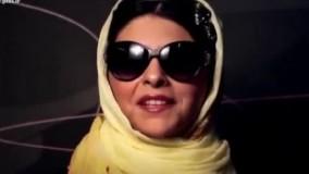 ترانه و دکلمه غم انگیز مریم حیدرزاده برای شهدای آتش نشان پلاسکو!