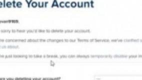 حذف کامل اکانت اینستاگرام