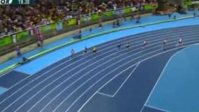 رکورد اوسین بولت در 200 متر