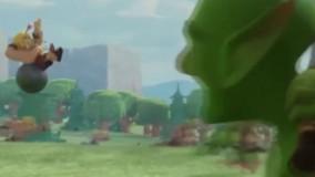 انیمیشن کامل کلش آف کلنز